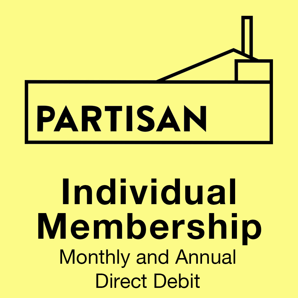Individual Membership - Monthly and Annual Direct Debit
