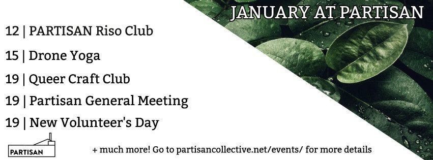January at Partisan