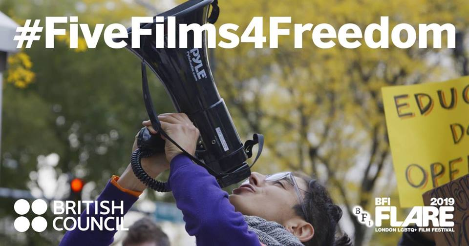 FiveFilms4Freedom – LGBT+ Shorts Screening