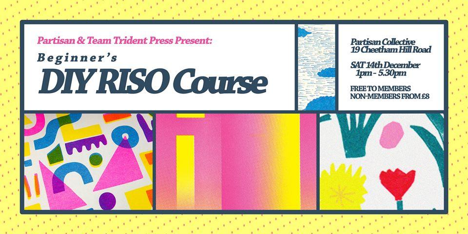 DIY RISO Course no.16
