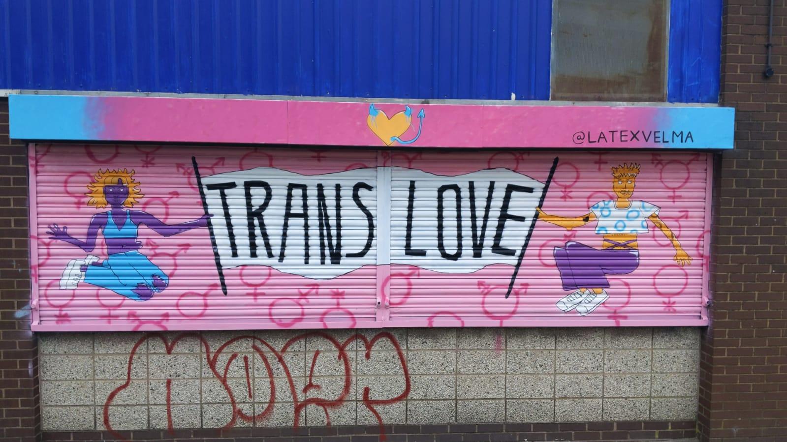 Partisan Shutter Mural Project